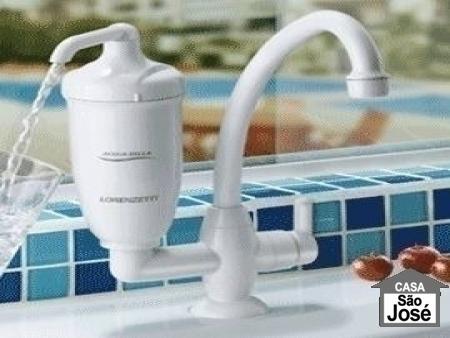 Filtros de Água Filtro Acqua Bella de mesa branco Lorenzetti