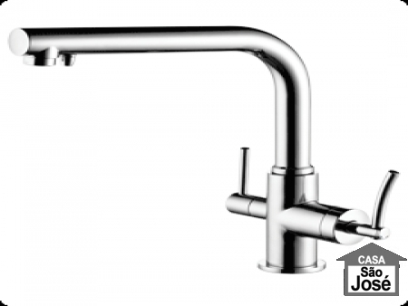 Metais Sanitários Misturador Monomix para Cozinha 4263 C60 Lorenzetti