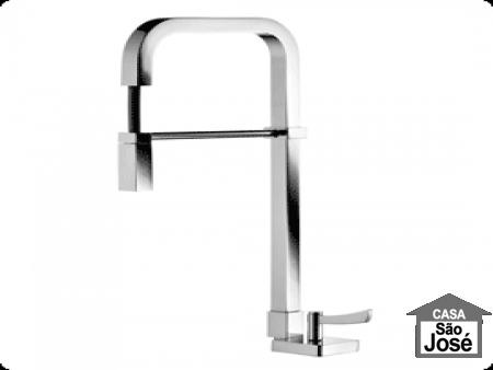 Metais Sanitários Misturador Monomix para Cozinha de Mesa 4267 C67   Lorenzetti