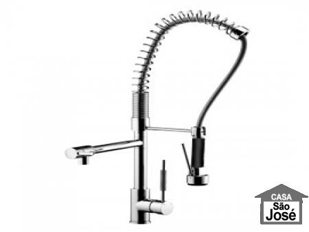 Metais Sanitários Misturador Monocomando para Cozinha 2267 C76 Lorenzetti